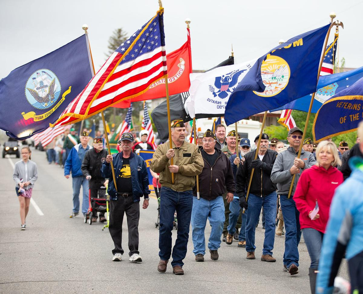 East Helena Memorial Day Parade