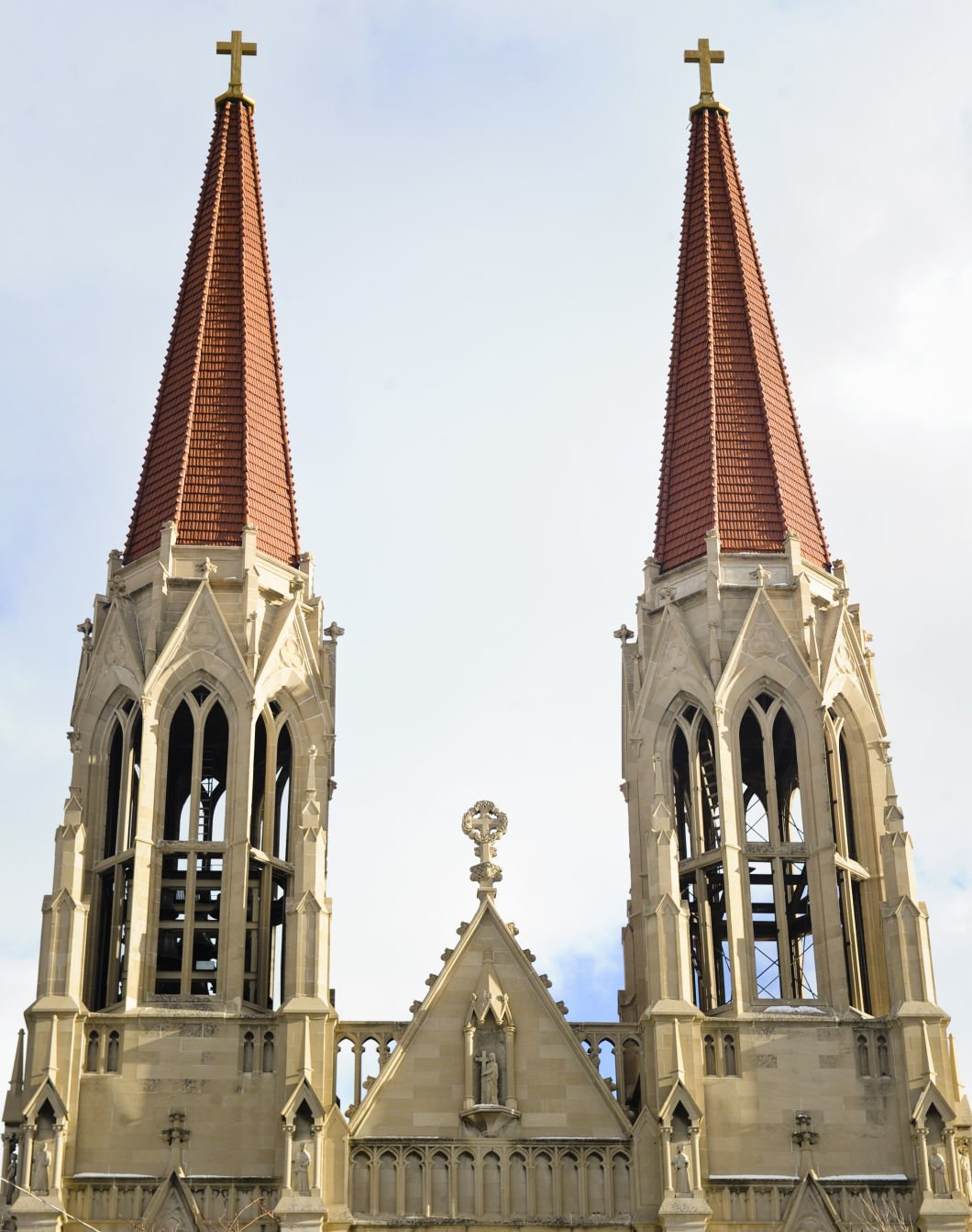 The Cathedral of St. Helena