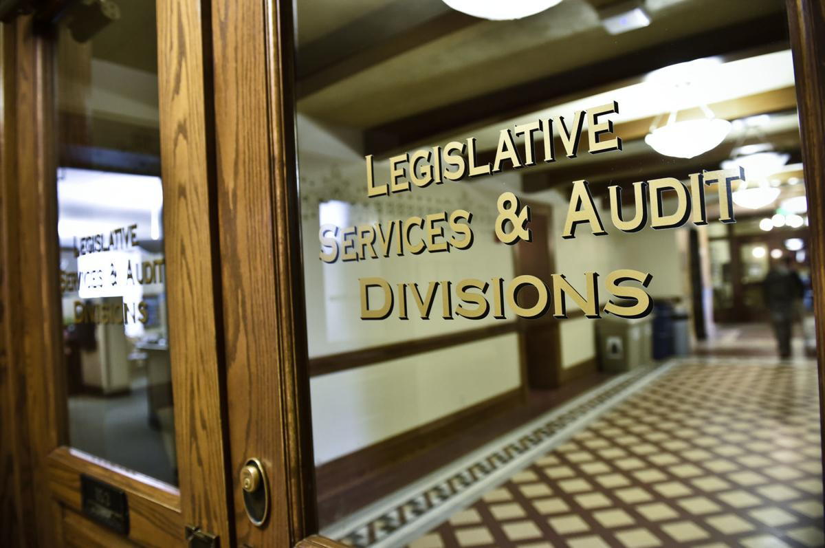 The Legislative Services and Audit Division