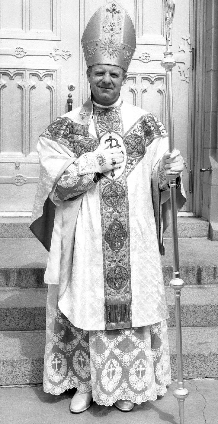Archbishop Hunthausen, 1962
