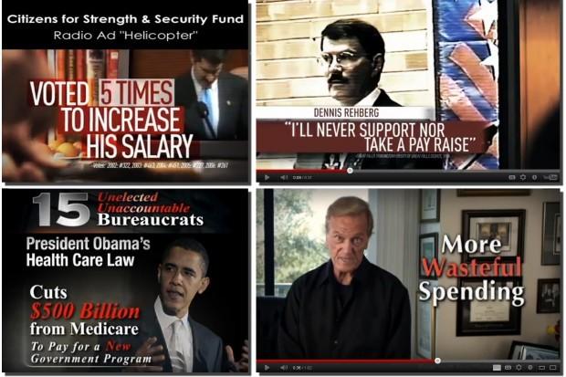 Campaign ads