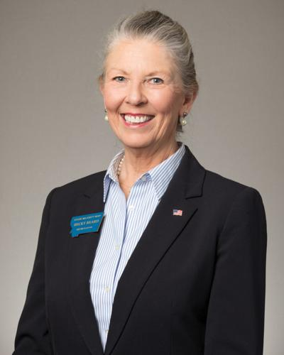 Rep. Becky Beard, R-Elliston