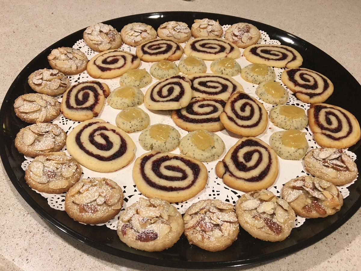 One Dough Will Do It How To Make 9 Types Of Cookies Using 1 Basic