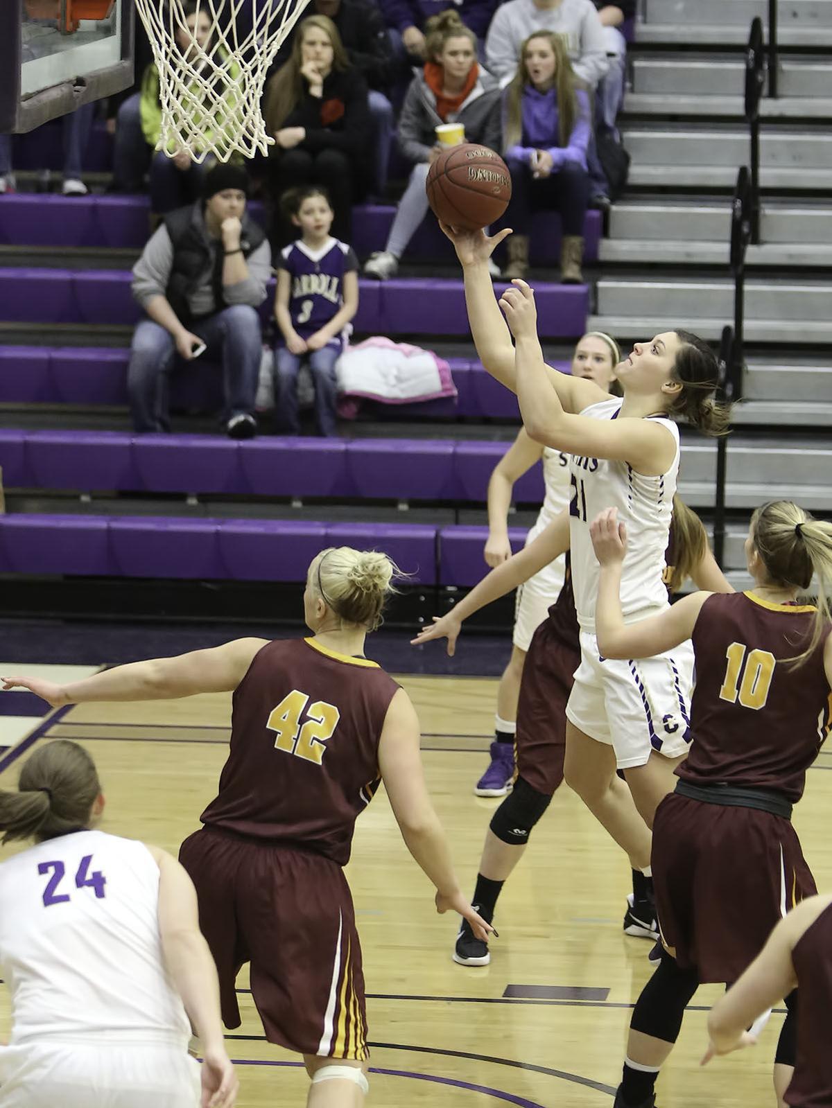 womens basketball; CC vs MSU Northen