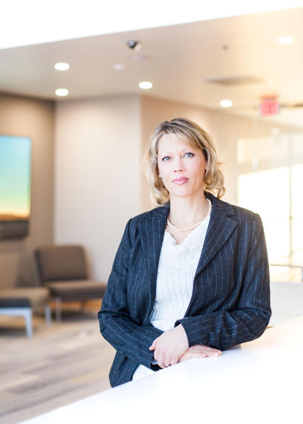 Blue Cross Blue Shield of Montana announced Monica Berner will serve as its new president.
