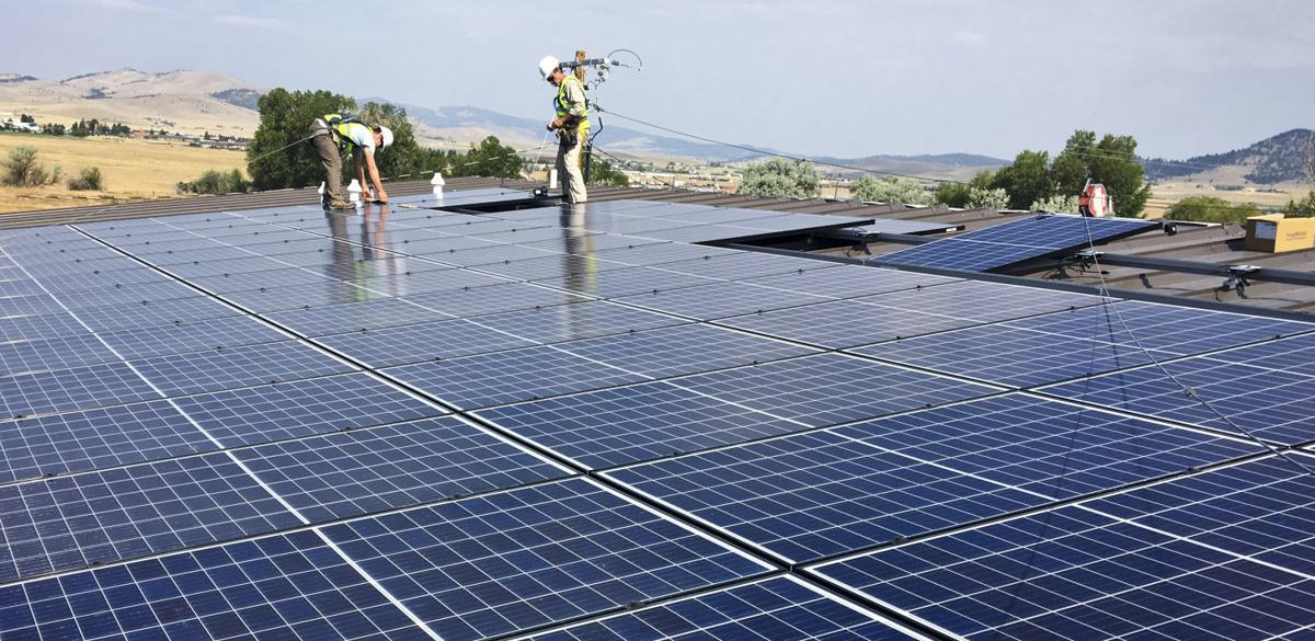 Archie Bray, Lewis & Clark Library branches in Augusta, Lincoln go solar as part of green energy initiatives