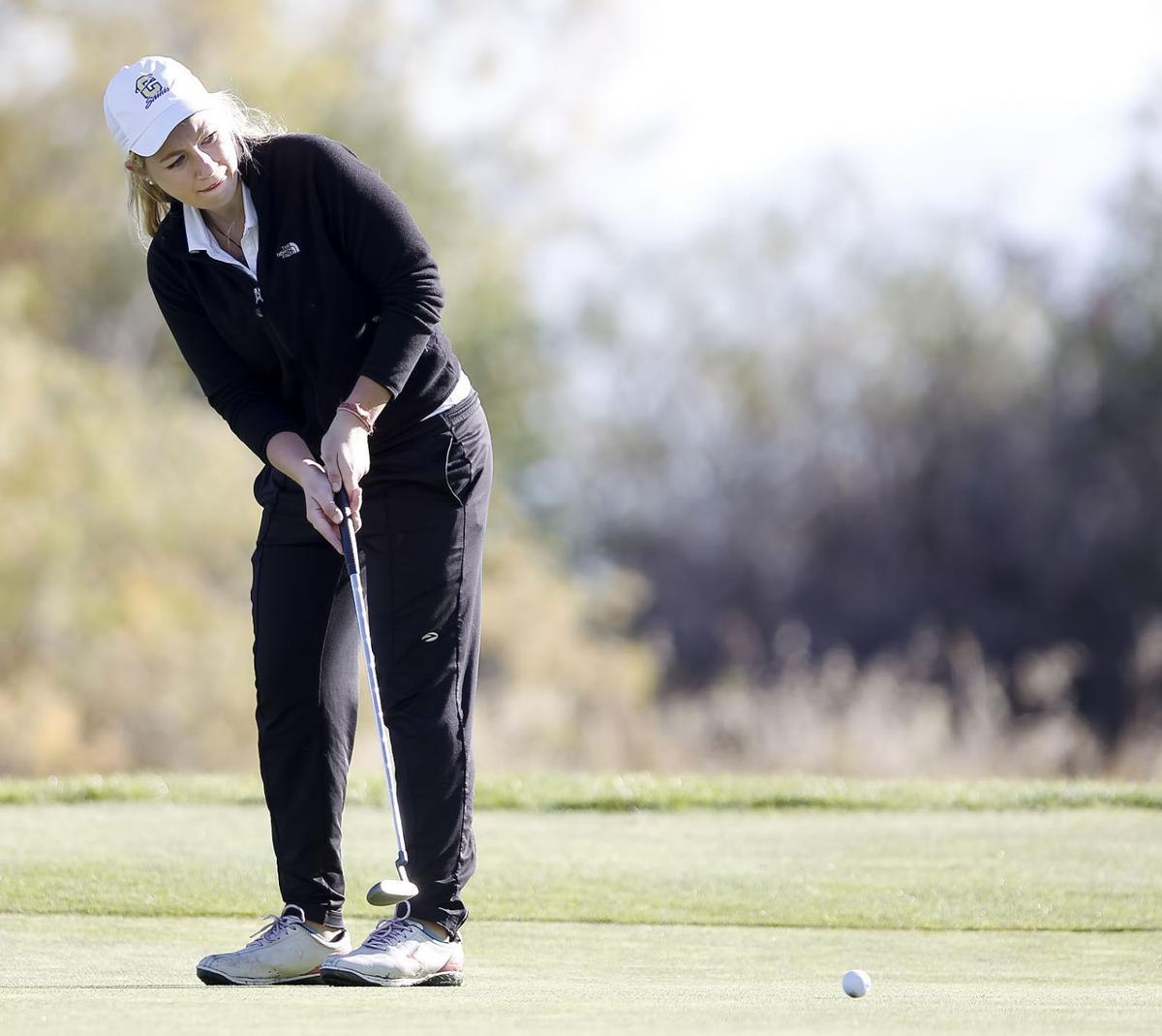 golf; Carroll Invitational Golf Tournament