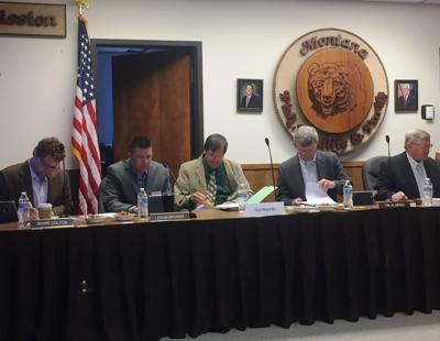 Montana Fish and Wildlife Commission