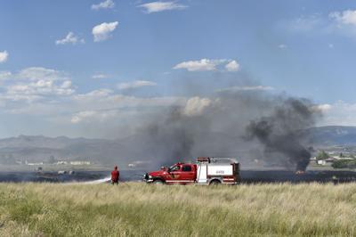 East Valley Grass Fire