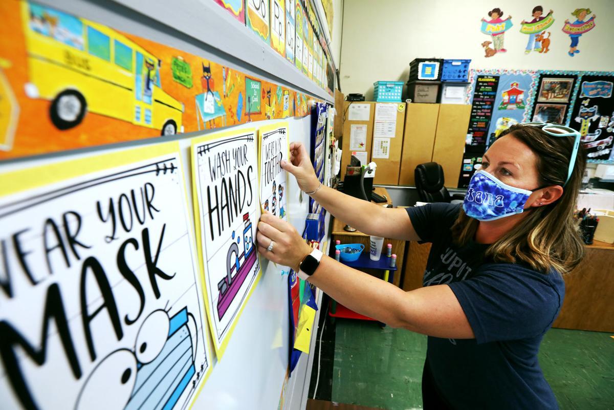 Back to school for Butte public schools