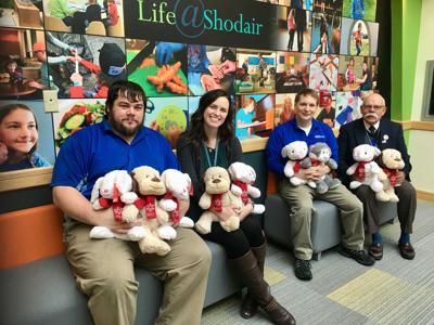 PetSmart donates plush animals to Shodair