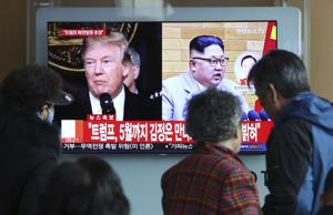 Korean analysts say Trump's approach could speed reunification of North and South Korea