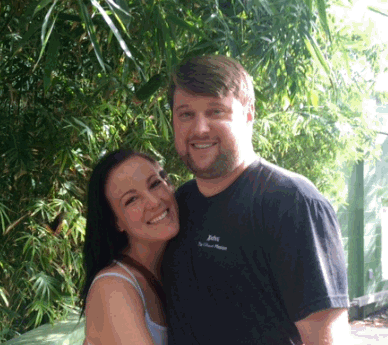 Leutenegger and Evans Engagement