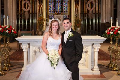 Nickol-Colvin Wedding