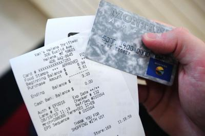 Some Montana Food Stamp Cards Dont Show December Benefits