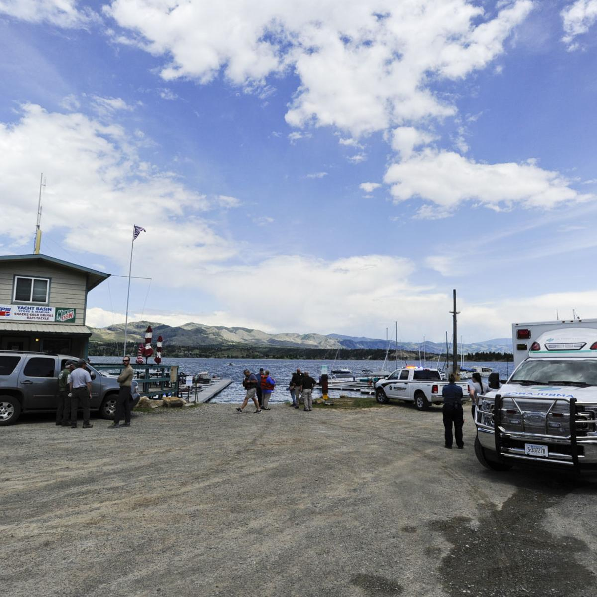 Missing diver's body recovered from Canyon Ferry Reservoir