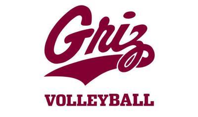 Griz volleyball logo