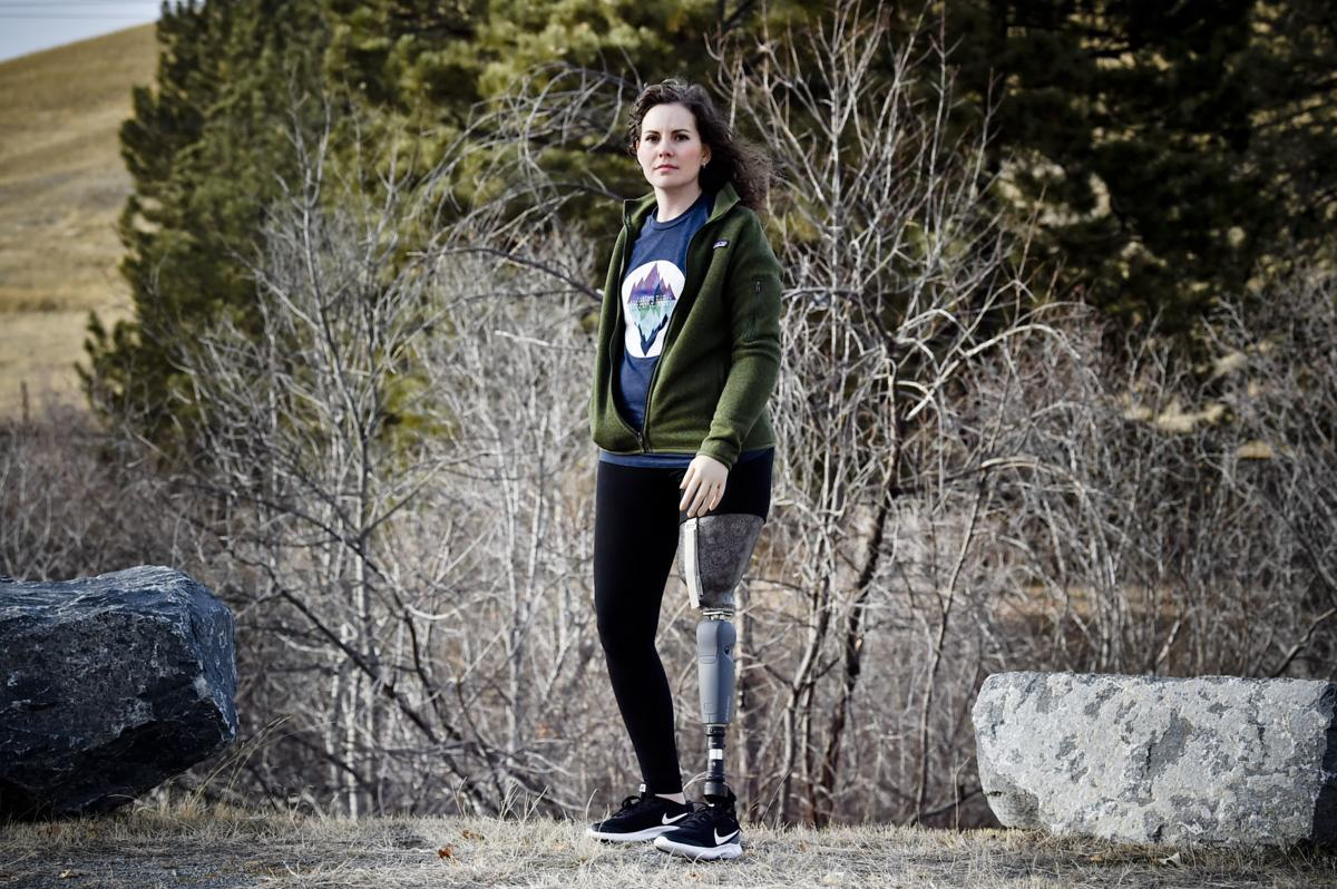 Helena native who lost arm, leg in climbing accident hopes her story