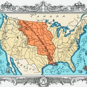 1803: Louisiana Purchase