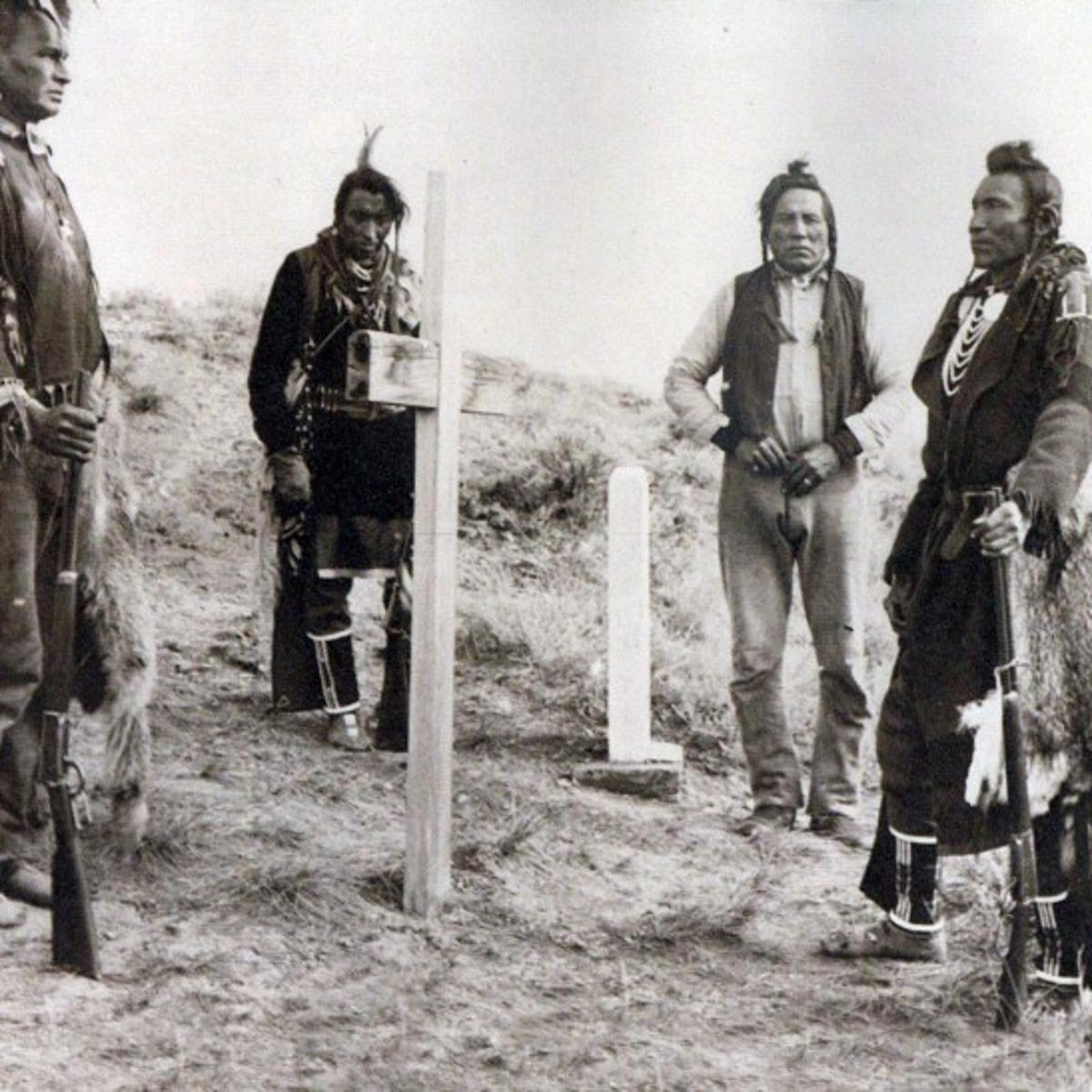 History lesson: Crow scouts played complex role in Little