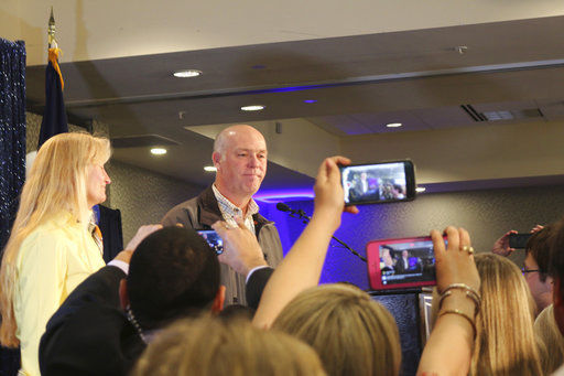 Democrat concedes to Gianforte in Montana race
