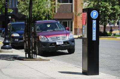 New parking kiosks