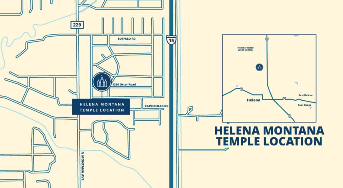 The Church of Jesus Christ of Latter-day Saints Helena Temple