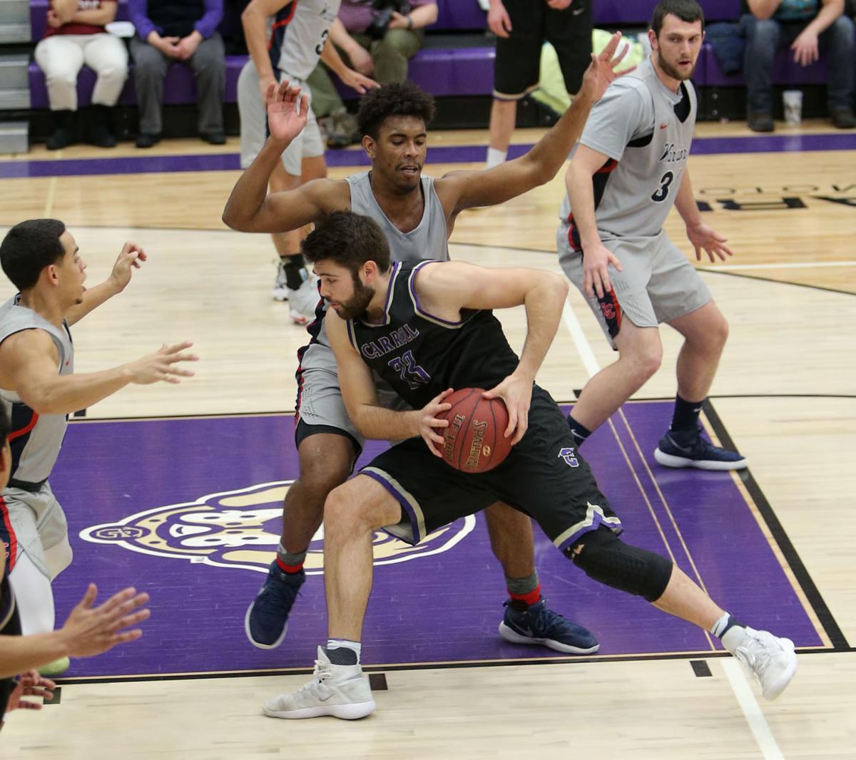 mens basketball; CC vs LC State