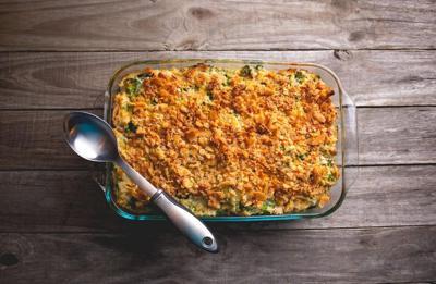 Recipe of the Day: Broccoli Casserole