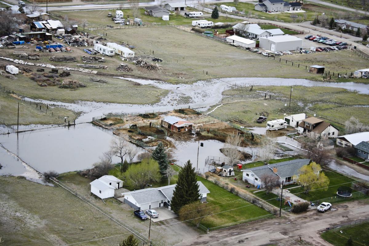 Lewis & Clark County declares flooding emergency; sandbags ...