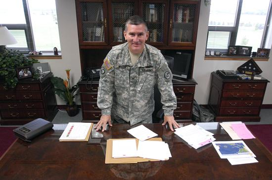 New adjutant general set to take command of Guard