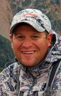Kevin Sloan  president of Sitka Gear