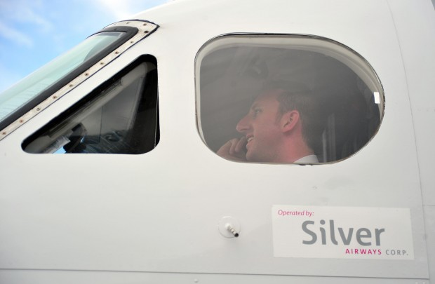 Silver Airways, Montana's Essential Air Service provider