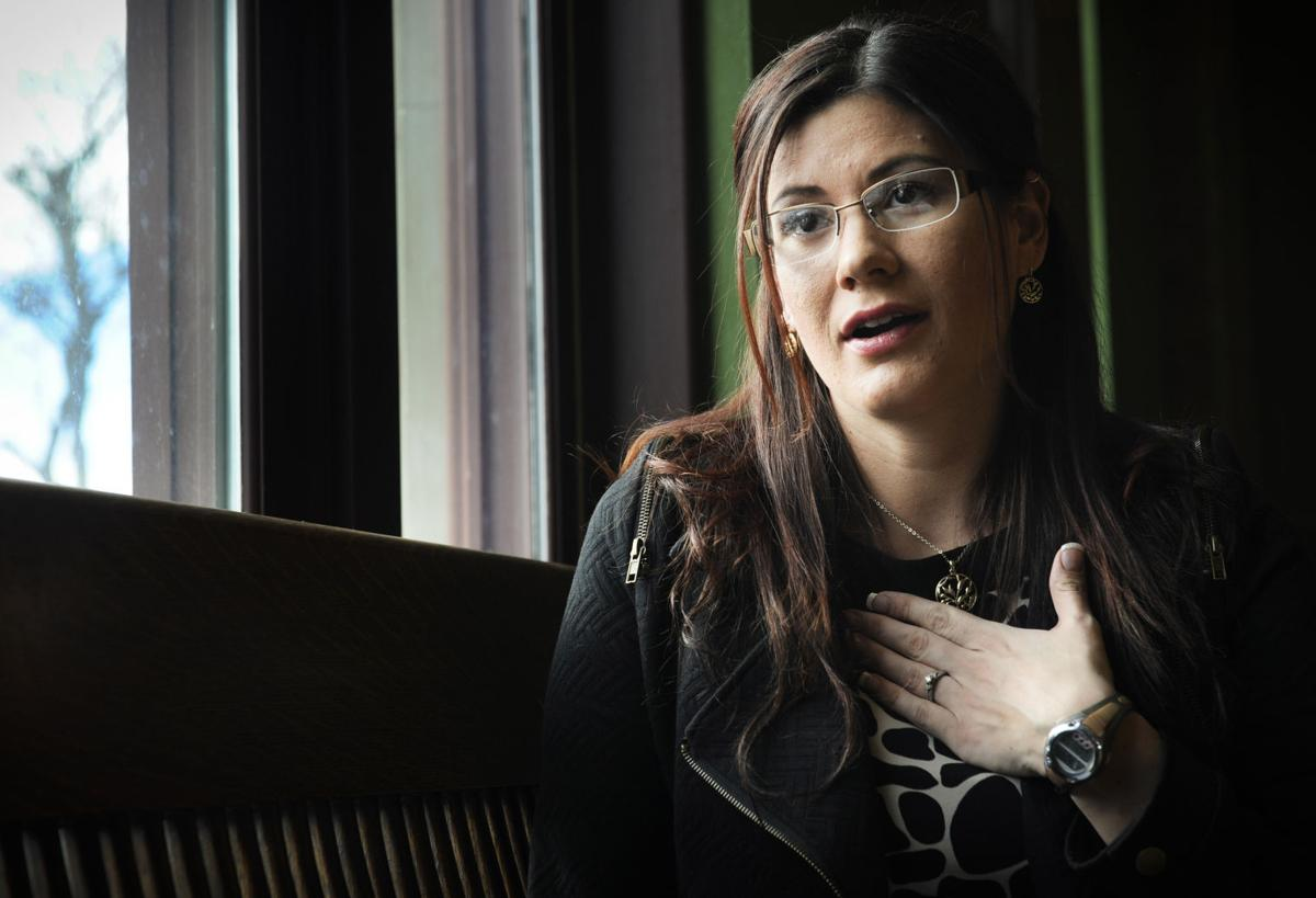 Combating Assault Sex Abuse Survivor Pushes For Prevention