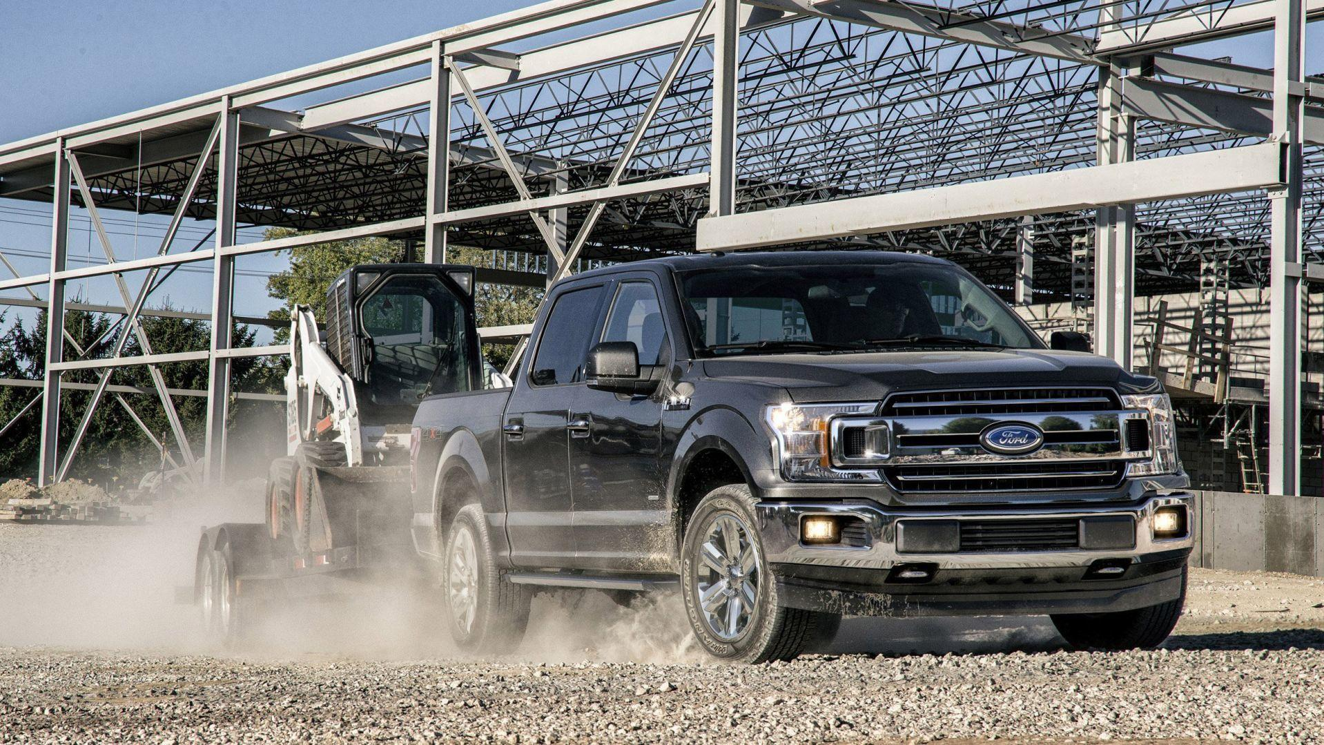 America's most popular truck is going electric