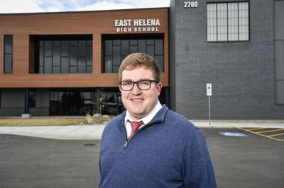 Brian Kessler will be the new principal at East Helena High School.