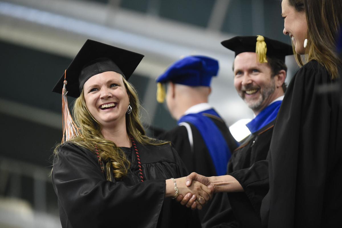 2017 Helena College Graduation