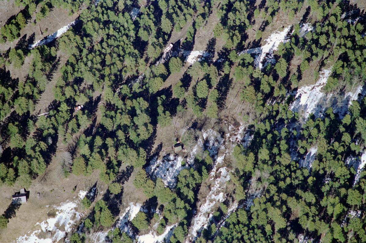 Ted Kaczynski's Montana property