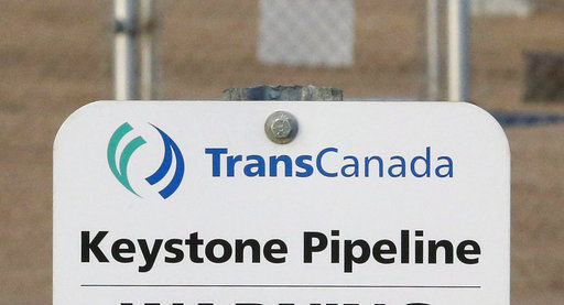 Nebraska panel approves alternative Keystone XL route