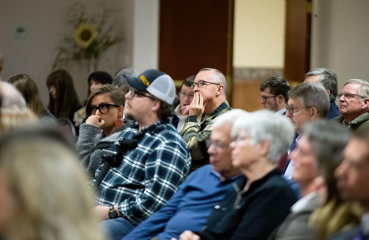 GOP debate at Carroll College