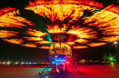 Aerial cinematographer to return for 'Yellowstone Live'