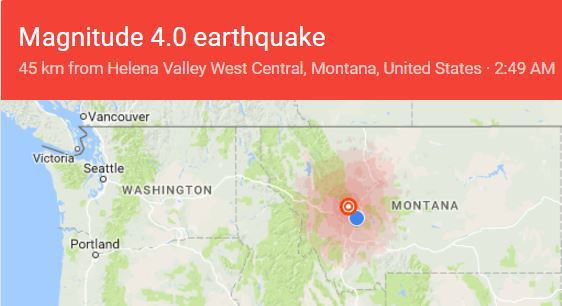 40 magnitude earthquake has Lincoln area rattling again Local