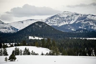 The Elkhorn Mountains