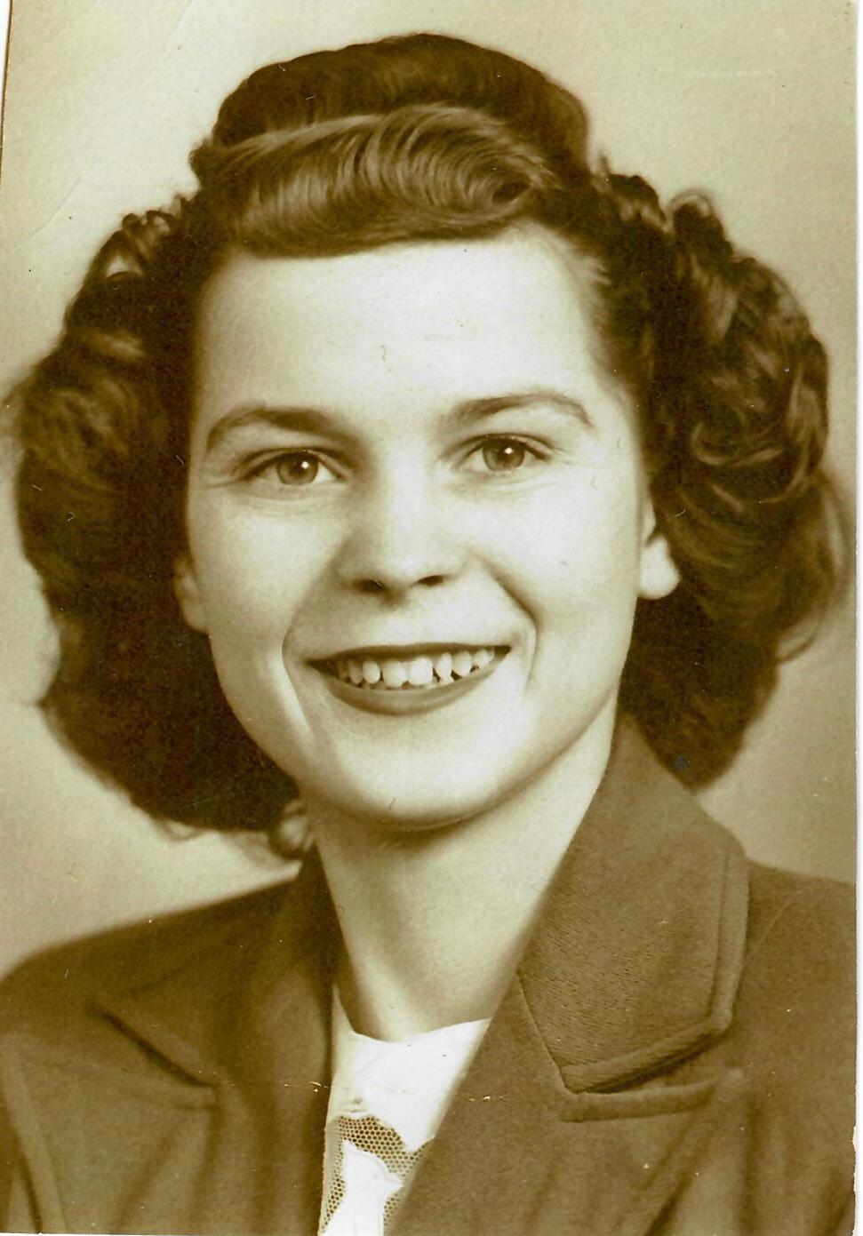 Robinson, Virginia Ruth