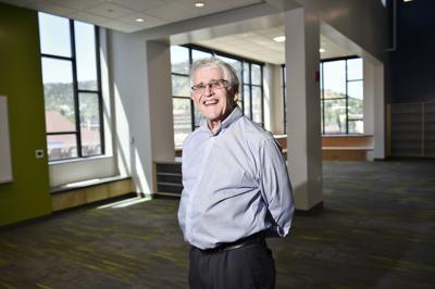 Former superintendent Jack Copps
