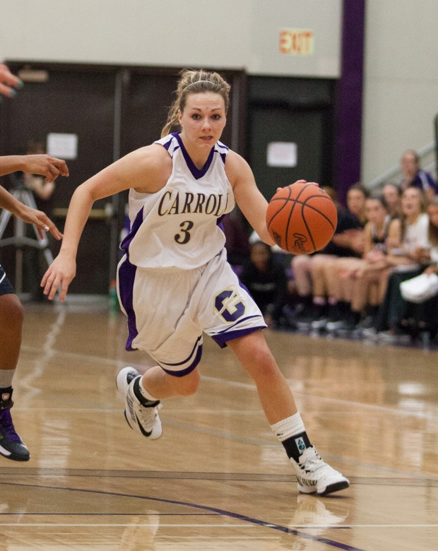 New players settling in with Carroll basketball teams ...