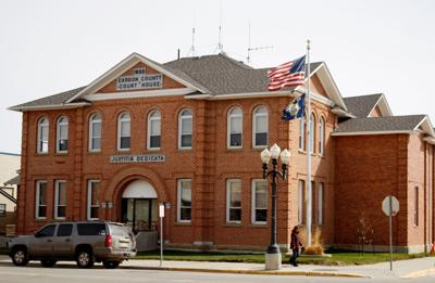 Carbon County Courthouse