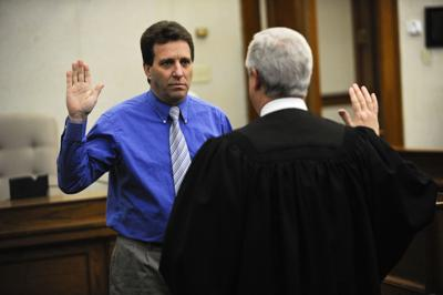 County Officials Sworn In