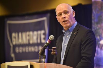 Montana Governor Gianforte