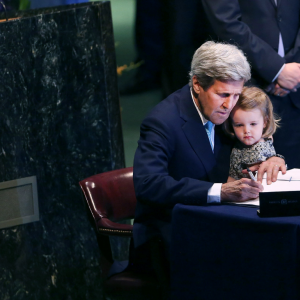 2015: Paris Agreement